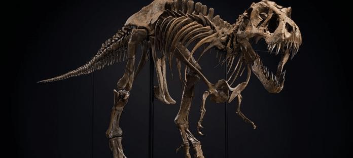 Tartaglia Arte: New York regge. Tra Tirannosauri e opere d'arte, i risultati dell'asta Christie's