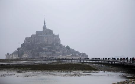 Francia: al via il mega restauro di Mont Saint-Michel