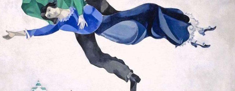 Tartaglia Arte:  Il mondo a testa in giù. Marc Chagall a Rovigo
