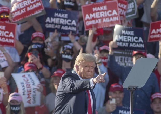 Usa, schiaffo a Trump su voto per posta