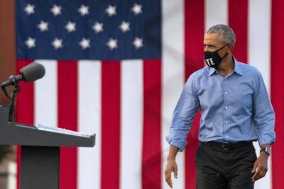 Obama: 'Trump ha preso il Covid, non ci proteggerà'