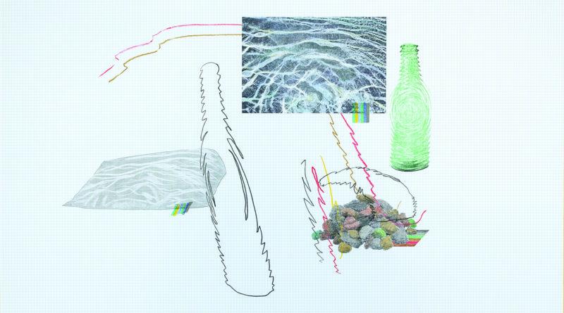 "31 ottobre – 31 dicembre 2020 ""Marco Emmanuele. Drawing machine #8"" in mostra a Casa Vuota a Roma"