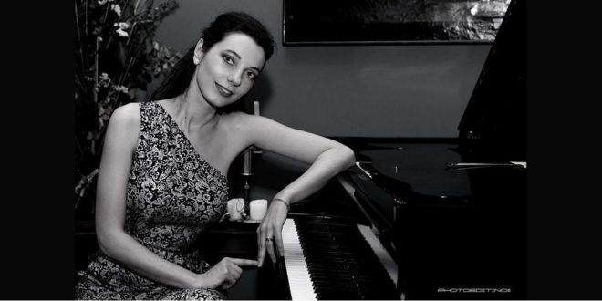 26 novembre, ore 19,00, Propatria Festival 2020: recital di pianoforte di Axia Marinescu, evento online