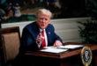 Trump parla su Fox, 'elezioni piu' truccate mai viste'
