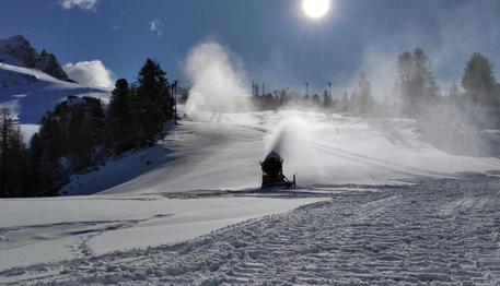 Covid: turismo della neve rischia perdita fino a 70%