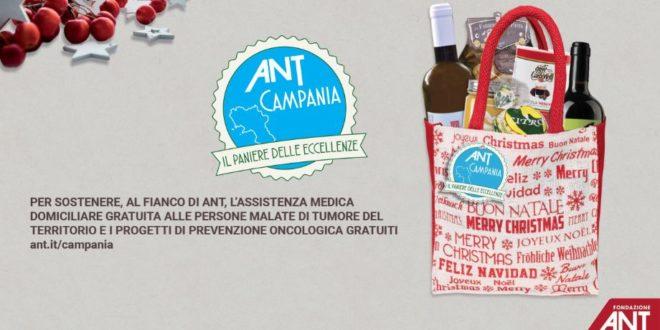 Un Natale di amore e bontà con i Regali Solidali ANT a Napoli e Caserta
