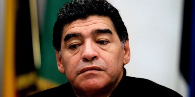 L'eredità di Maradona