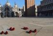 Prima a Venezia per Javier Gomez Credidio
