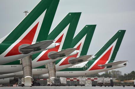 Alitalia e nuovo marchio 'Ita'