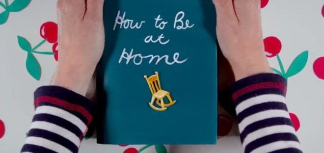 Tartaglia Arte: How to Be at Home. Un corto animato sulle difficoltà dell'isolamento