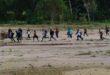 Carovana di 4.500 migranti in marcia verso gli Stati Uniti
