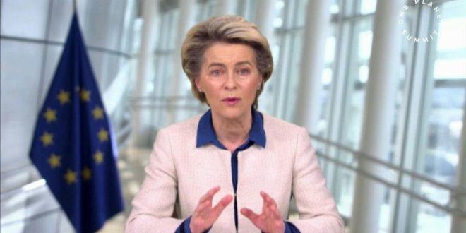 Ue, Von der Leyen: mantenere le politiche di bilancio di sostegno