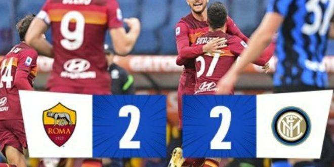 La Roma la riprende bel finale, ok Napoli e Lazio