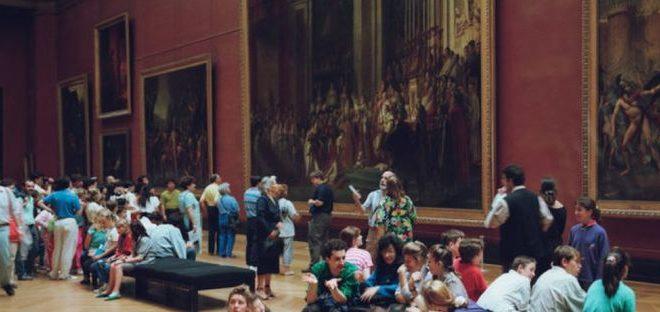 Tartaglia Arte:  Annata orribile per i musei di Parigi. Louvre a -70% di visitatori e 90 milioni persi