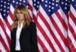 Melania lascia Casa Bianca col record negativo di consensi
