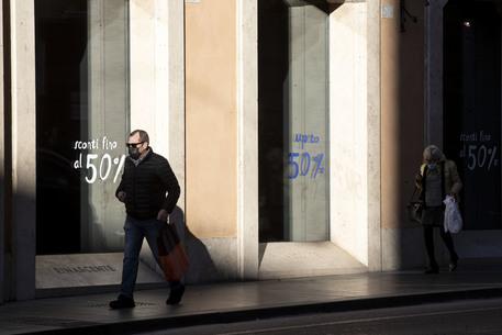 Confcommercio: consumi dicembre -11%, 2021 parte male