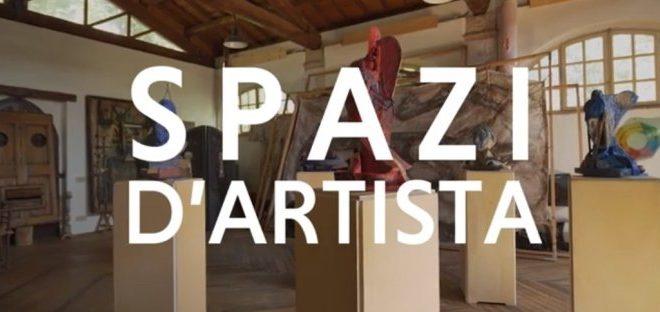 Tartaglia Arte: Spazi d'artista. 10 artisti della Collezione Farnesina: Bruno Ceccobelli