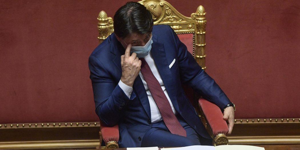 Governo: Conte si dimette.   Prima il Cdm, poi al Colle da Mattarella