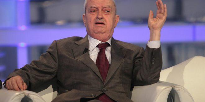 Addio a Emanuele Macaluso, storico dirigente Pci