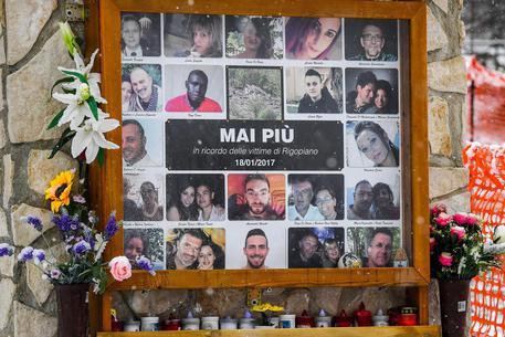 Rigopiano: 4 anni fa la tragedia, a marzo c'è il processo