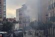 Esplode un palazzo nel cuore di Madrid, 3 i morti