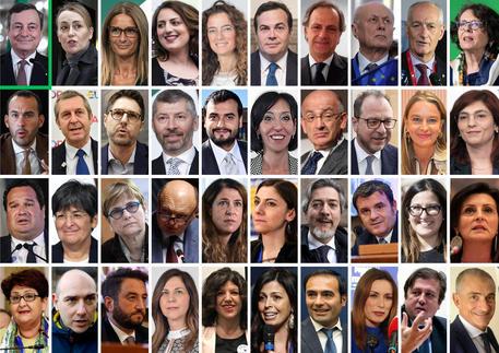 Nominati 39 sottosegretari, le donne sono 19, i viceministri 6