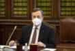 Covid e Draghi: 'Impone di essere preparati per futuro, ristrutturare Ssn'