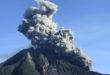 Indonesia: Erutta il vulcano Sinabung, colonna fumo di 5km