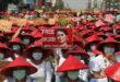 Birmania, 18 manifestanti uccisi in diverse città