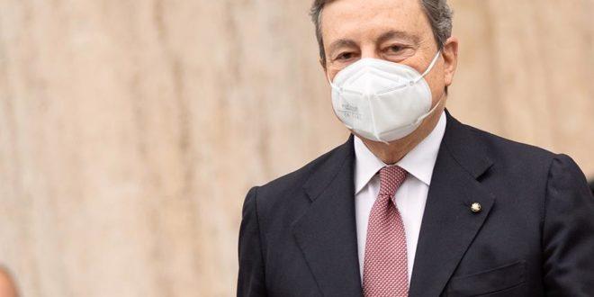 Recovery: il premier Draghi stringe sul Pnrr