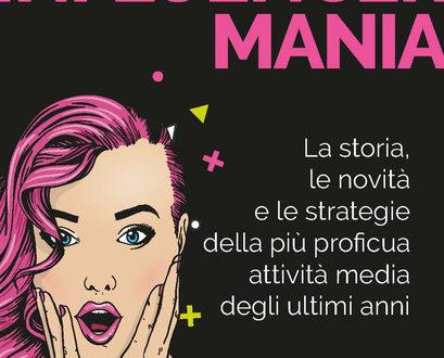 Influencer mania, un libro racconta il fenomeno