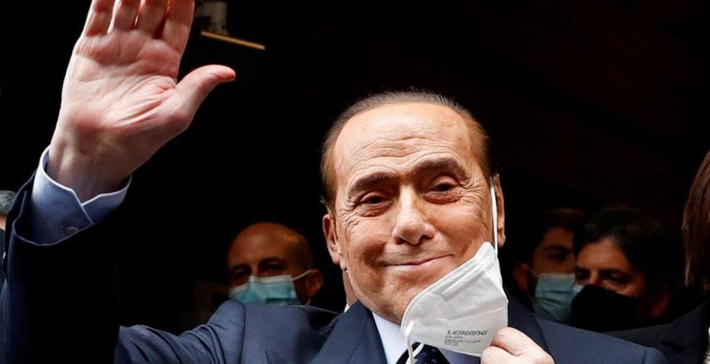 I tre simboli per il 'partito unico del centrodestra' depositati da Berlusconi dal 2016