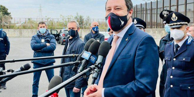 Gregoretti: udienza a Catania per discussione delle parti