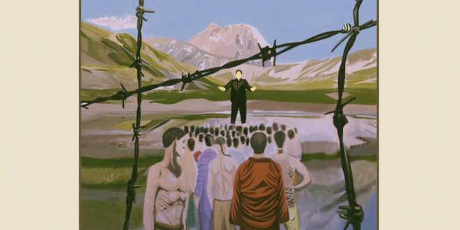 La deportazione dei cinesi nei campi di concentramento italiani durante il fascismo. Se ne parla in diretta Facebook il 25 aprile