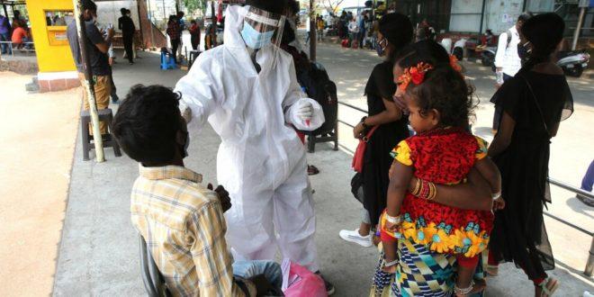 India: coronavirus, oltre due milioni di casi attivi, raddoppiati in dieci giorni