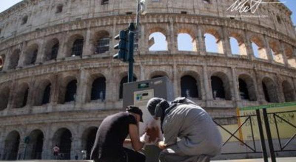 'Il Tempo delle noci', gioco e arte fanno rivivere la capitale