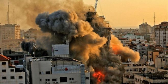 Medio Oriente: salito a 139 morti palestinesi il bilancio dei raid israeliani a Gaza