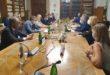 Olimpiadi, il punto con il ministro Giovannini su impianti sportivi e infrastrutture