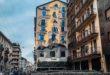Milano come Barcellona: Il murale che celebra l'arte di Gaudí