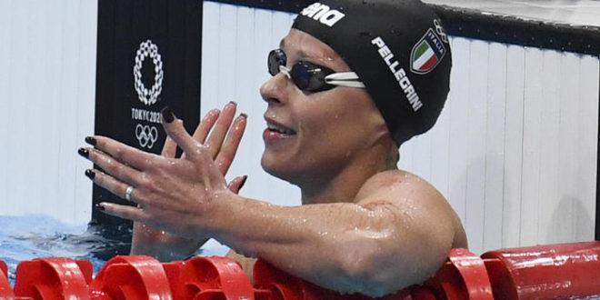 """Tokyo 2020. Pellegrini settima nella finale olimpica. """"Inizia una nuova vita"""""""