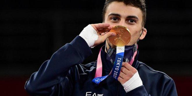 Tokyo 2020, taekwondo: Dell'Aquila primo oro italiano