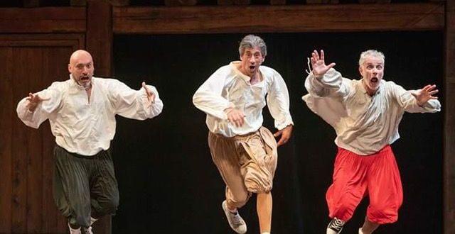 Tor Bella Monaca Teatro Festival in scena LE OPERE COMPLETE DI SHAKESPEARE IN 90',   dal 5 al 7 agosto