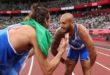 Tokyo 2020. Jacobs oro nei 100 metri. Tamberi oro nel salto in alto