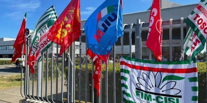 Gkn, sindacati vincono il ricorso: revocata apertura licenziamenti collettivi